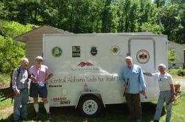 Vulcan Trail Association Trail Builders