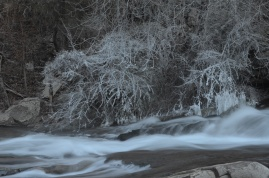 "Ice on the ""Falls"""