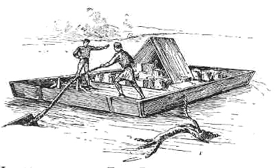 flatboat