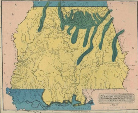 mississippi territory