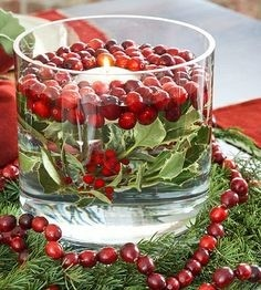 jeffco cranberry candle