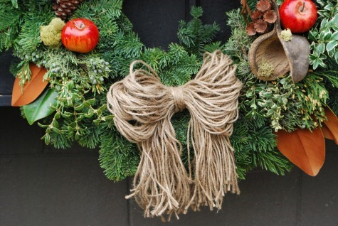jeffco sustainable wreath