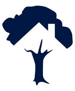 HTB Tree Logo - Blue