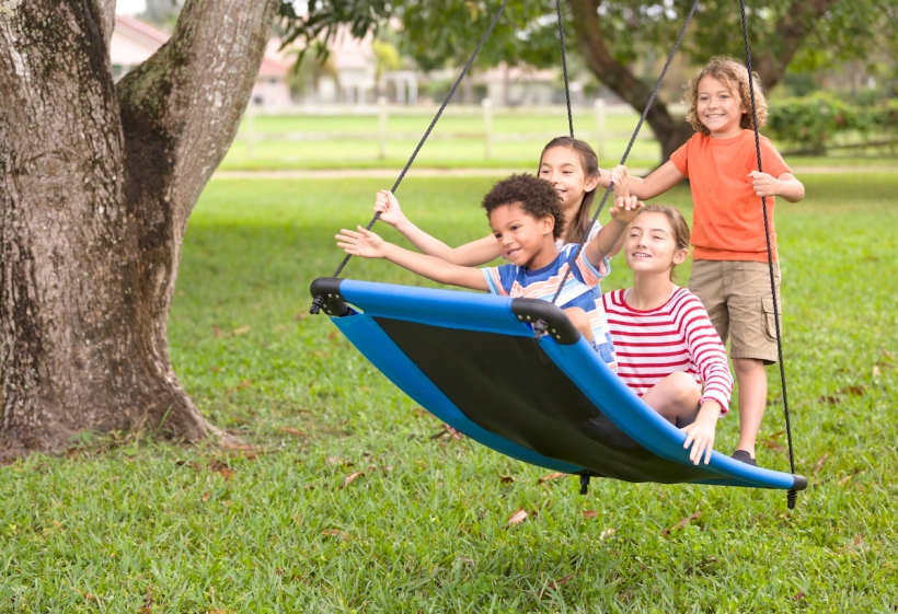 2nd Place: Tree Swing Package